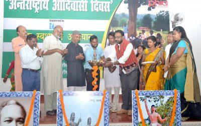 Celebration Of International Indigenous Day – Gram Swaraj Abhiyan