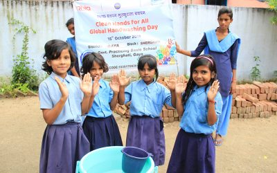 Global Handwashing Day 2019 – 'Clean Hands For All'