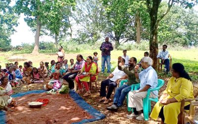 Board Members Visit To Jharkhand Projects